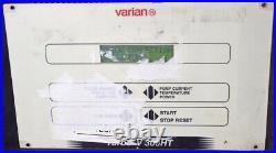 Varian Turbo-V 300HT Turbomolecular Vacuum Pump Controller 9699524S002