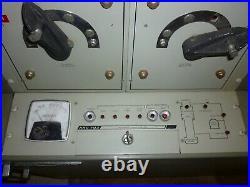 Varian Vacuum Evaporator Mdl 3115 A/O VHS
