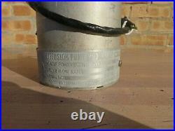Veeco 2 Diffusion Pump Model EP-2A-1 Air-Cooled 115 Volt 300 Watt