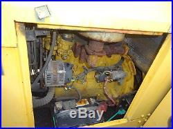 Vermeer E550 Ring O Matic Vacuum Excavator RUNS GOOD CAT 3024C Vac