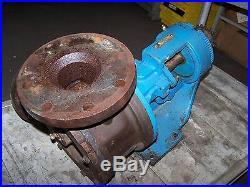 Viking 3 X 3 Positive Displacement Gear Pump Ll124a