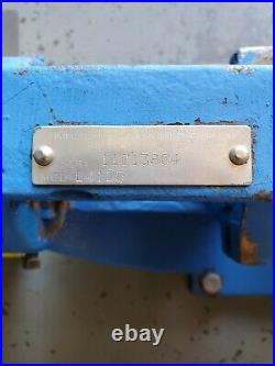 Viking L4125 Gear Pump 135 GPM@100PSI, Gear Reducer, 5HP Explosion Proof Motor