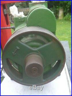 Vintage ALFA-LAVAL Vacuum Pump. Milking Machine Farm, Stationary Engine, Display