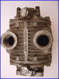 Vintage Aircraft Vacuum Pump B3 Vac Pump