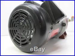 Vuototecnica VTS10/FG Dry Vacuum Pump 420 CFM with Ryobi WDS1600 Motor 1HP 1720RPM