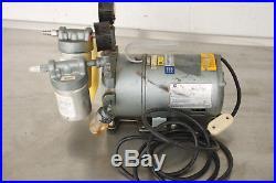 Vwr Scientific Lab Vacuum Pump 1/3hp 1ph