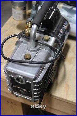WORKING JB Platinum Vacuum Pump