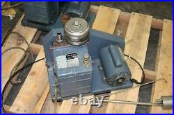 Welch 1402 Duo Seal Belt Drive Vacuum Pump