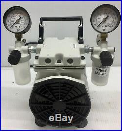 Welch 2522c-02 Laboratory Vacuum Pump