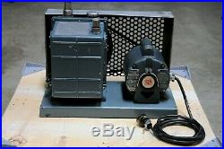 Welch Allyn Duo-Seal Vacuum pump 15029-2, Fully Tested, Quick Ship