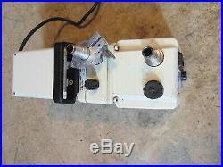 Welch DirecTorr 8905A Vacuum Pump Volts 115/230 HP 1/4 RPM 3450 S4222