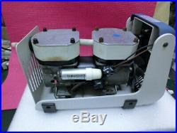 Welch DryFast 2034C-02 Diaphramg Vacuum Pump, 04110000049,230Vac, Used$94099
