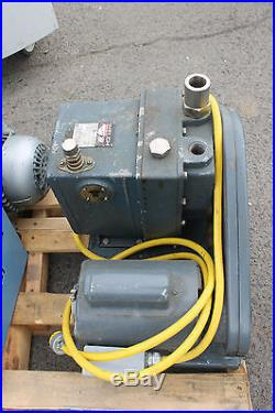 Welch Duo Seal Vacuum Pump 1376