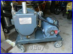 Welch Duo-Seal Vacuum Pump 1397