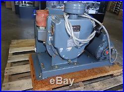 Welch Duo Seal Vacuum Pump Model 1397