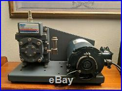 Welch Duo-Seal Vacuum Pump Model 1400 Vacuum Pump, Tested Working