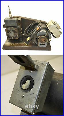 Welch Scientific 1400 Rotary-Vane Duo-Seal Vacuum Pump 1/3-Hp 115VAC Belt-Driven