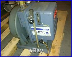 Welch duoseal 1402 vacuum pump