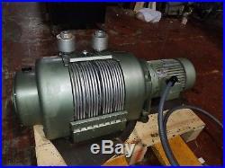 Werie / Rietschle Vacuum Pump DCLF 80 DV