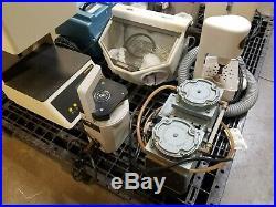 Whip Mix Pro Press 100 Porcelain Furnace Gast Vacuum Pump + RENFERT