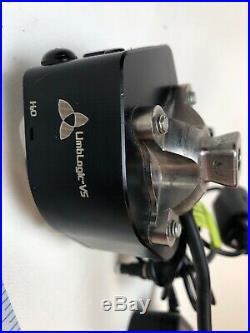 Working Prosthetic LimbLogic VS H2O Elevated Vacuum Pump Suction Leg Charger