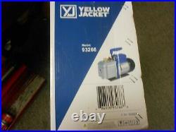 Yellow Jacket #93266 YJII Vacuum Pump 5 CFM