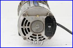 Yellow Jacket 93440 SuperEvac 2 Stage 4 CFM Vacuum Pump READ