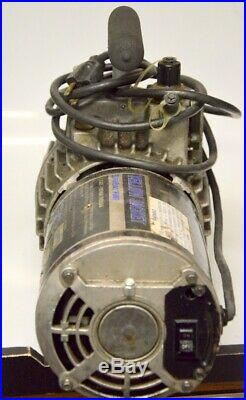 Yellow Jacket #93460 SuperEvac Two Stage Pump