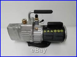 Yellow Jacket 93580 SuperEvac 8 CFM 2-Stage Vacuum Pump (LP2062219)