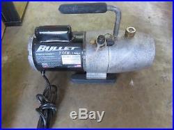 Yellow Jacket 93600 BULLET 7 CFM Vacuum Pump 2 Stage