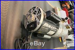Yellow Jacket 93600 Bullet Vacuum Pump Free Shipping