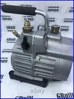 Yellow Jacket 94600 Super Evac Vacuum Pump 2 Stage Ritchie Pump Only No Motor