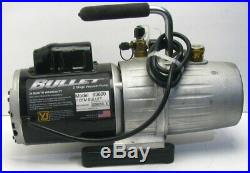 Yellow Jacket Bullet 93600 7 CFM HVAC Vacuum Pump Made in the USA Tool
