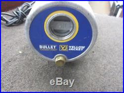 Yellow Jacket Bullet 93600 7cfm 2 Stage Vacuum Pump